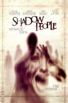 Shadow People movie poster.