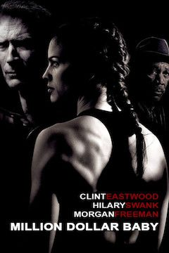 Poster for the movie Million Dollar Baby