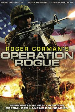 Operation Rogue movie poster.