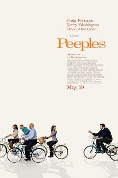 Poster for the movie Peeples