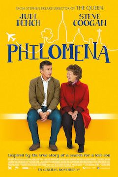 Philomena movie poster.