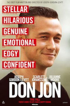 Poster for the movie Don Jon