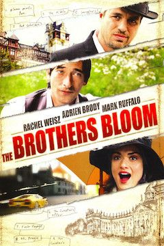The Brothers Bloom movie poster.