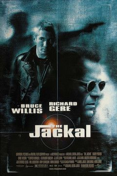 The Jackal movie poster.