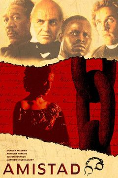Poster for the movie Amistad