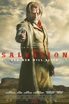The Salvation movie poster.