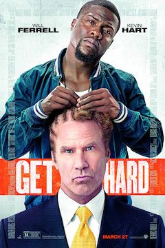 Get Hard movie poster.