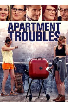 Apartment Troubles movie poster.