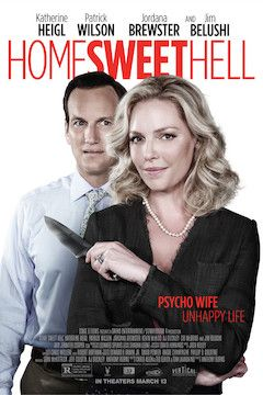 Home Sweet Hell movie poster.
