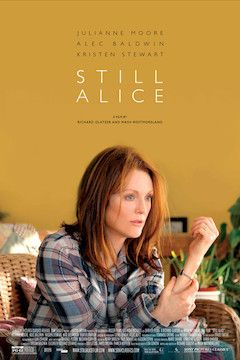Still Alice movie poster.