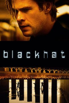Blackhat movie poster.