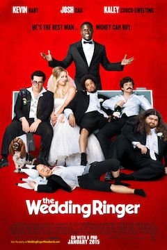 Poster for the movie The Wedding Ringer