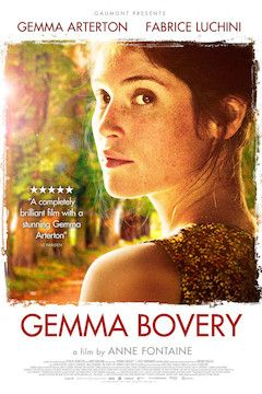 Poster for the movie Gemma Bovery