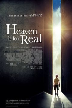 Poster for the movie Heaven Is for Real