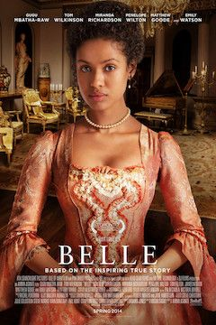 Belle movie poster.