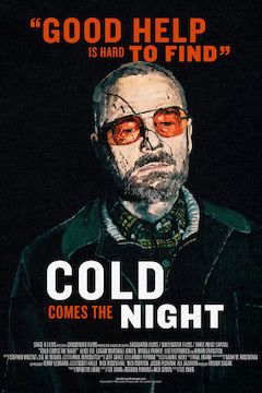 Cold Comes the Night movie poster.