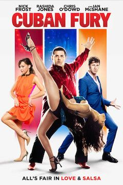 Cuban Fury movie poster.