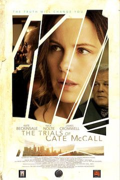 The Trials of Cate McCall movie poster.