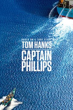 Captain Phillips movie poster.
