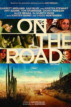 On the Road movie poster.