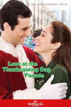 Poster for the movie Love at the Thanksgiving Parade
