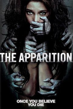 The Apparition movie poster.