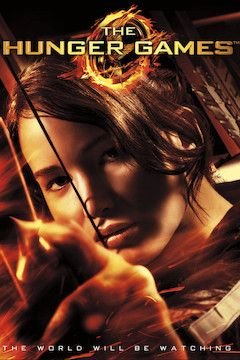 The Hunger Games movie poster.