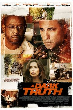 A Dark Truth movie poster.