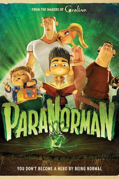 ParaNorman movie poster.