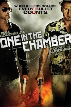 One in the Chamber movie poster.
