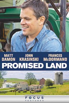 Poster for the movie Promised Land