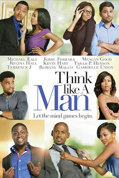 Think Like a Man movie poster.