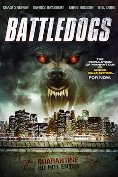 Poster for the movie Battledogs