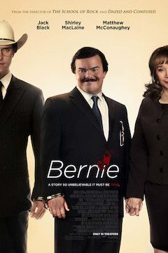 Bernie movie poster.