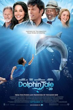 Dolphin Tale movie poster.