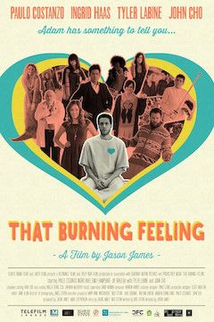 That Burning Feeling movie poster.