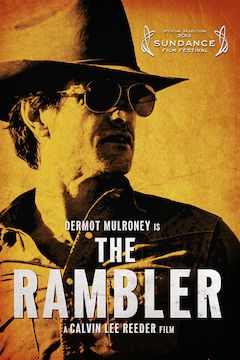 Poster for the movie The Rambler