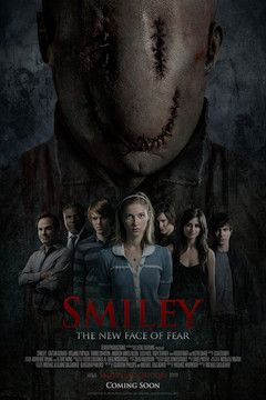 Smiley movie poster.