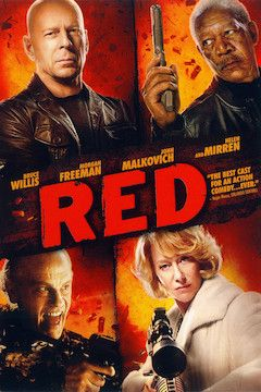 Poster for the movie Red