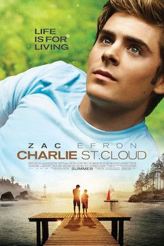 Charlie St. Cloud movie poster.