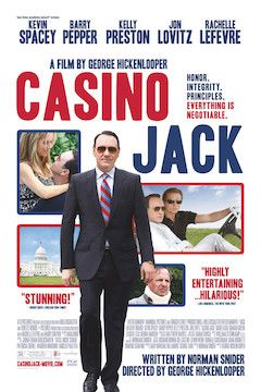 Casino Jack movie poster.