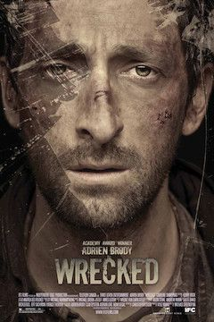 Wrecked movie poster.