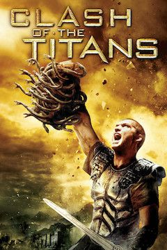 Clash of the Titans movie poster.