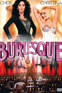 Burlesque movie poster.