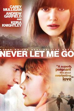 Never Let Me Go movie poster.