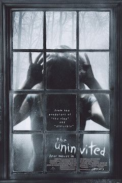 The Uninvited movie poster.