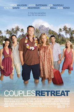 Couples Retreat movie poster.