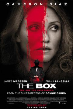 The Box movie poster.