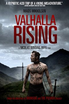 Valhalla Rising movie poster.