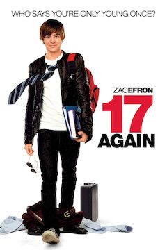 17 Again movie poster.